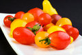 Fresh Tomato Plate Royalty Free Stock Images - 20932709