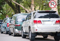 No Parking Stock Images - 20932744