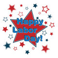 Happy Labor Day Royalty Free Stock Photography - 20977717
