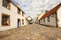 Old Streets And Houses In Culross, Scotland Royalty Free Stock Photo - 20980355