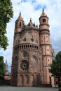 Worms Cathedral Stock Photos - 20989613