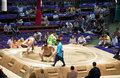 Sumo Match Stock Images - 20998084