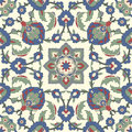 Arabesque Seamless Pattern Royalty Free Stock Photography - 21049917