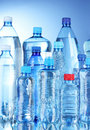 Bottles Of Water Royalty Free Stock Images - 21068569