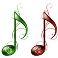 Music Icons Royalty Free Stock Image - 21077526