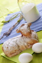 Easter Lamb Stock Photography - 21102262