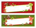 Christmas Banner Stock Images - 21158704