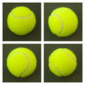 Yellow Tennis Balls - 12 Royalty Free Stock Images - 21166269