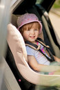Auto Child Safety Saet Royalty Free Stock Images - 21168309