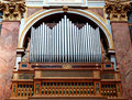 Pipe Organ Royalty Free Stock Photos - 21176788