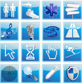 Collection Icon Stock Image - 21178831