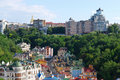 Kind To Kiev From Height Stock Images - 21179884