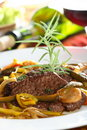 Stewed Beef In The Wine Royalty Free Stock Photo - 2123225