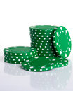 Gambling Chips Stock Photos - 2126603