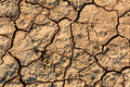 Cracked And Dried Mud Texture Stock Image - 2129101