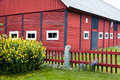 Old Red Barn Stock Photography - 21247212