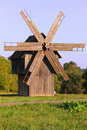 Old Windmill Stock Photo - 21253990