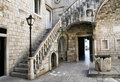 Old Courtyard Royalty Free Stock Image - 21275076