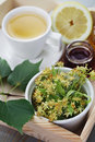Linden Tea Royalty Free Stock Image - 21279076