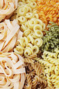 Assortment Of Pasta Royalty Free Stock Images - 21279519