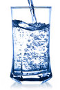 Glass Of Water Royalty Free Stock Images - 21297979
