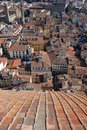 Across The Rooftops Of Florence Stock Photos - 21298153