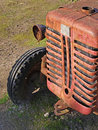 Old Tractor Royalty Free Stock Image - 21298316