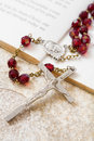 Rosary Beads And Psalms Royalty Free Stock Photos - 2135998