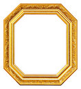 Gold Frame Royalty Free Stock Photography - 21338107