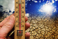 Global Warming Royalty Free Stock Photography - 21339077