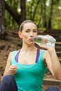 Drinking Water Royalty Free Stock Images - 21347279