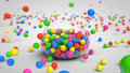 Bowl Full Of Candies Royalty Free Stock Photos - 21354648