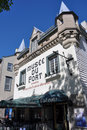 Museum Of Fort In Old Quebec City Royalty Free Stock Photography - 21356007