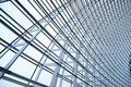 Steel Structure And Glass Roof Stock Photo - 21365780