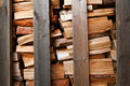 Pile Of Firewood Royalty Free Stock Photos - 21370948