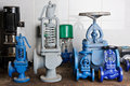 Pressure Valves Royalty Free Stock Photography - 21374007