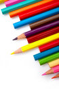Color Pencils Royalty Free Stock Image - 21383096
