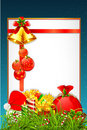 Christmas Card Stock Images - 21393084