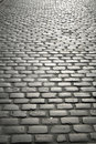 Cobbled Street Royalty Free Stock Photo - 2141635