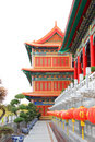 Chinese Temple Royalty Free Stock Photos - 21446728