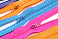Zippers Royalty Free Stock Photography - 21485157