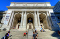 New York City Public Library Main Branch Royalty Free Stock Photos - 21492588