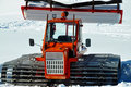 Old Snow Maker Royalty Free Stock Photography - 21495247