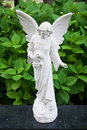 Angel Statue Royalty Free Stock Images - 21496159