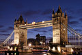 Tower Bridge Royalty Free Stock Photos - 2156218