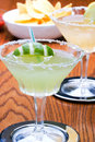 Party Margarita Cocktails Royalty Free Stock Photography - 2159147