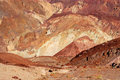 Artists Palette Death Valley, Royalty Free Stock Photos - 2159198