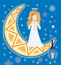 Little Angel Royalty Free Stock Image - 21509466