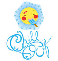 Ace Chill Out Royalty Free Stock Image - 21514626