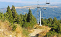 Chair Lift Royalty Free Stock Photos - 21520378